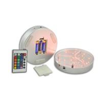BASE LED 15,5cm CON MANDO